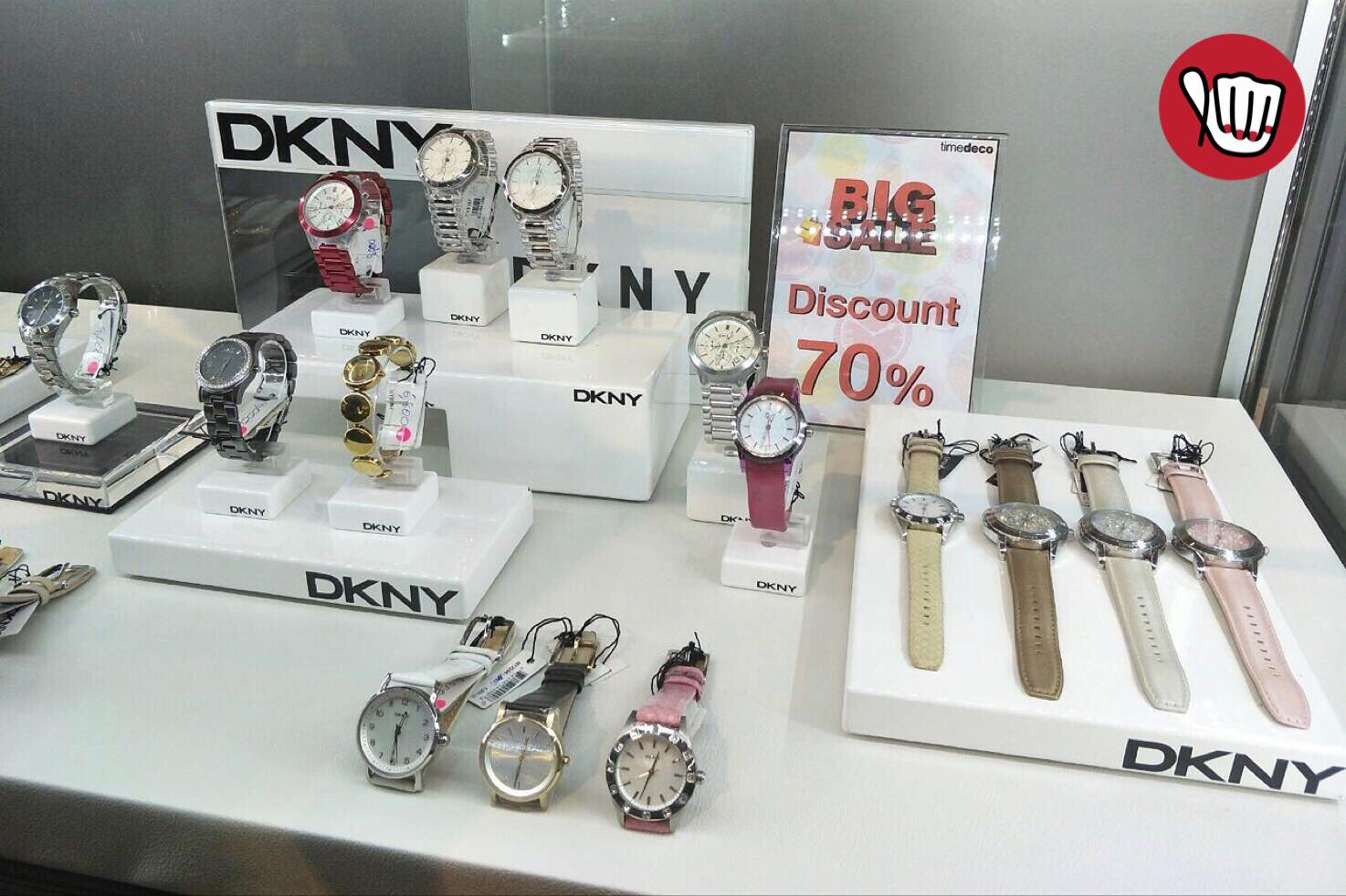 Timedeco Big Sale สูงสุด 70%