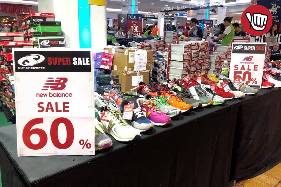 SuperSports Sale up to 70%