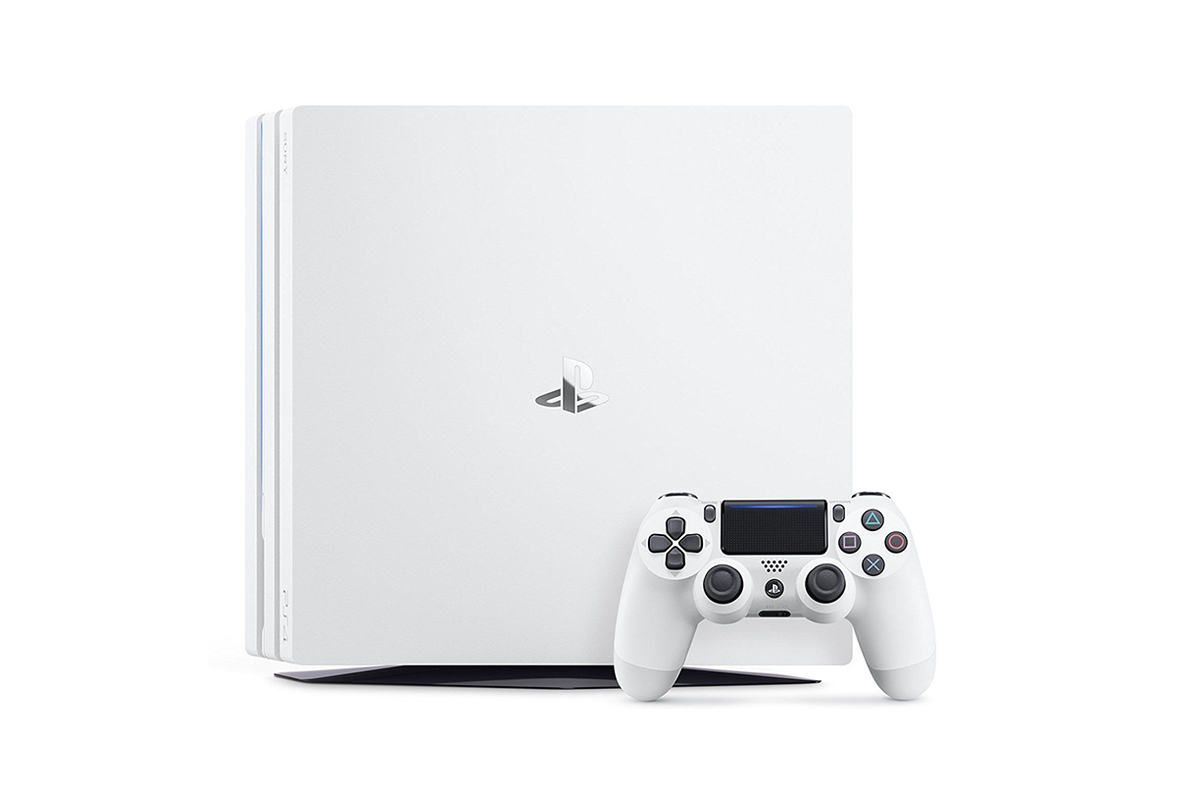 GLACIER WHITE PlayStation 4