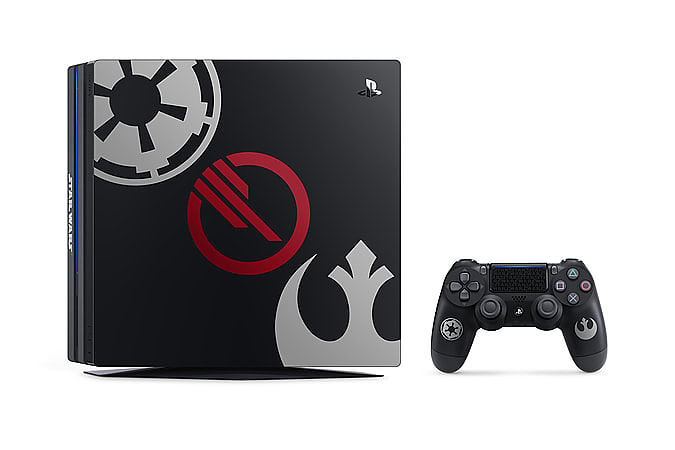 Starwars PlayStation 4