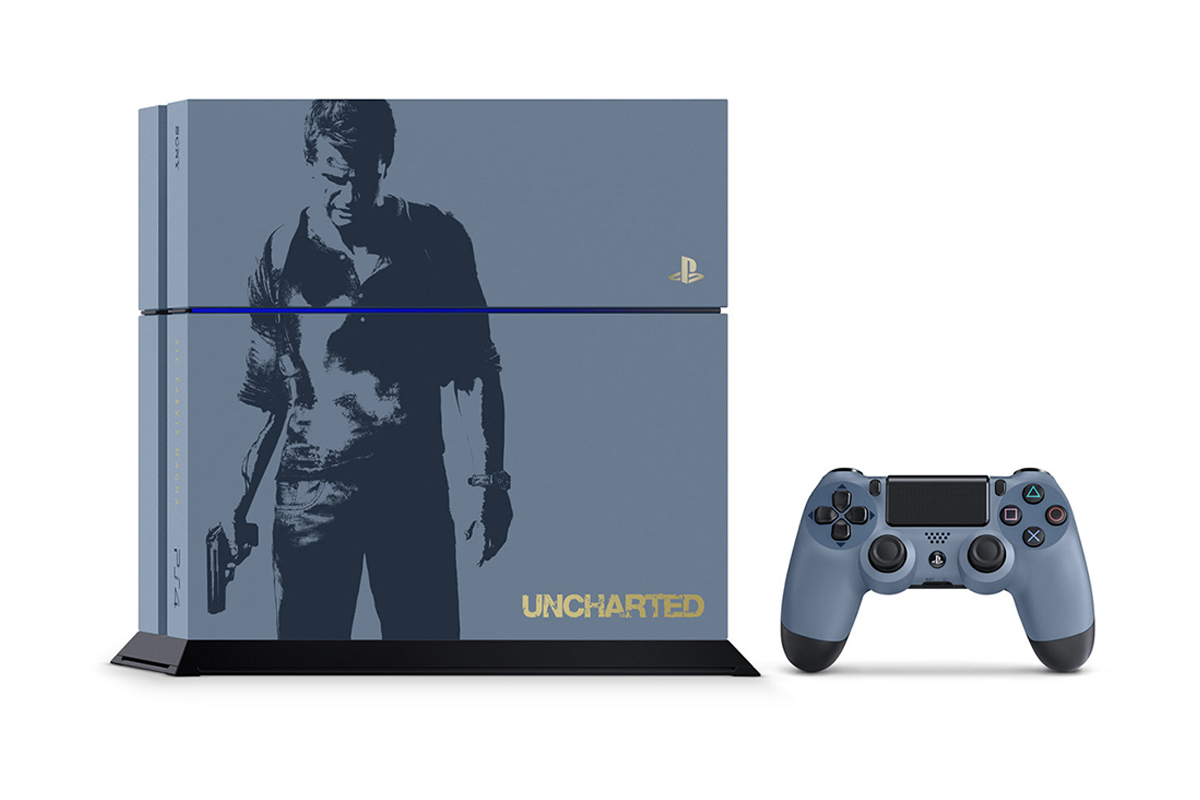 Uncharted PlayStation 4